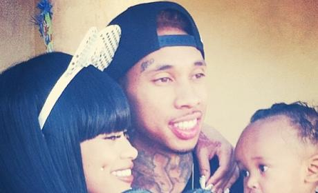 Tyga: Blac Chyna is Just Bitter, Jealous of Kylie Jenner!