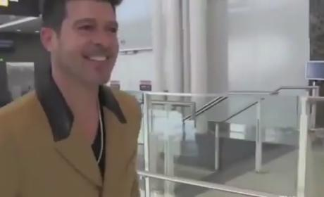 Robin Thicke: I'm Trying to Get Paula Patton Back!