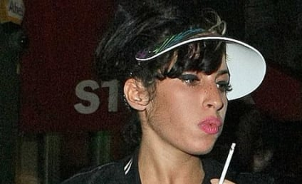 The New Amy Winehouse Addiction: Working Out