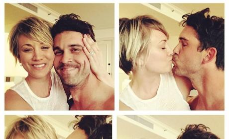 Kaley Cuoco and Ryan Sweeting: A Romance Rewind