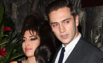 Was Amy Winehouse Going to Wed Reg Traviss?