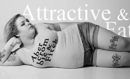 Attractive & Fat: Blogger Recreates Abercrombie Ads, Flaunts Size 22 Body