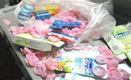Counterfeit Condom Ring: Busted in China!