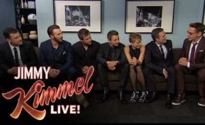 The Avengers Play Family Feud, Telephone, Are Generally Awesome
