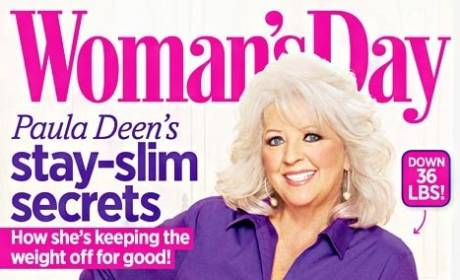 Paula Deen on Impressive Weight Loss: All About Moderation!