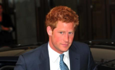 Hot Prince Harry Pic