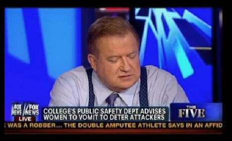 Bob Beckel Apologizes for Rape Remark
