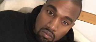 Kim Kardashian Throws It Way Back With Hilarious Photo From When She First Met Kanye!