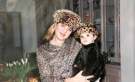 Khloe Kardashian Just Won Throwback Thursday Forever