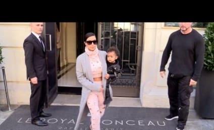 Kim Kardashian: I Didn't Forget North West in a Hotel!