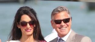 George Clooney and Amal Alamuddin: Married!