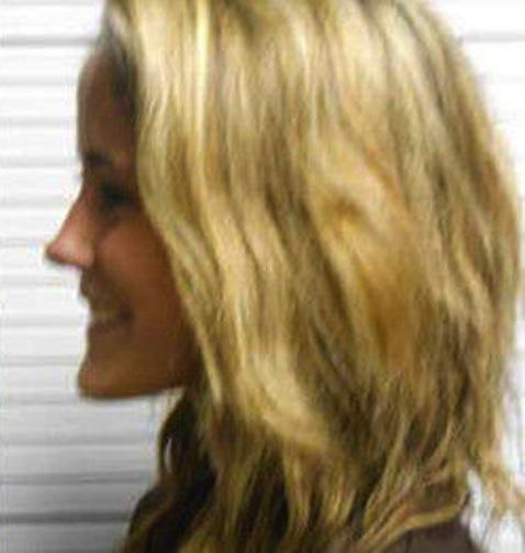 Jenelle Evans Mugshot (May 2013)
