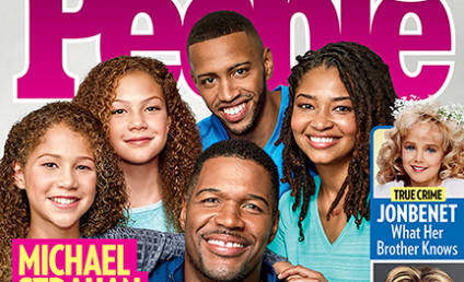 Michael Strahan: I'm Not a Bad Guy!