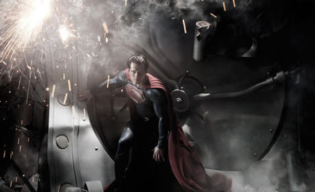 Man of Steel Has Record-Breaking Opening Weekend