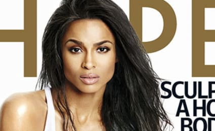 Ciara in Shape: How Did She Lose SIXTY Pounds?!?