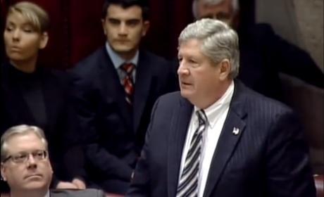 Roy McDonald, N.Y. State Senator, on Gay Marriage Bill: F--k It, I'm In!