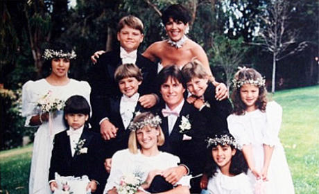 Jenner Wedding Day