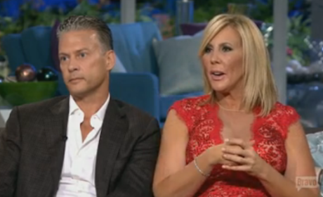 Vicki Gunvalson: Flirting With David Beador on The Real Housewives of Orange County?