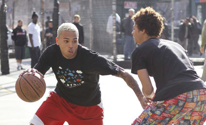 THG Caption Contest: Chris Brown Ballin'