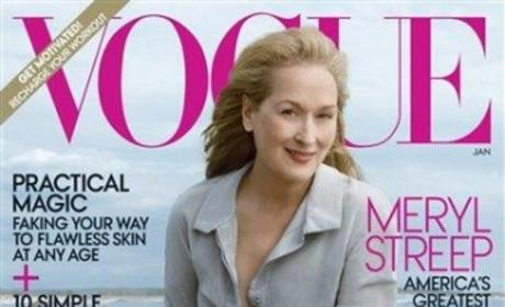 Meryl Streep Vogue Cover