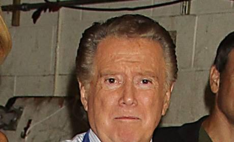 Regis Philbin to Retire November 18