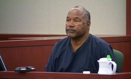 O.J. Simpson at Parole Hearing