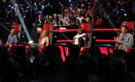 Do you agree with The Voice Top 3?