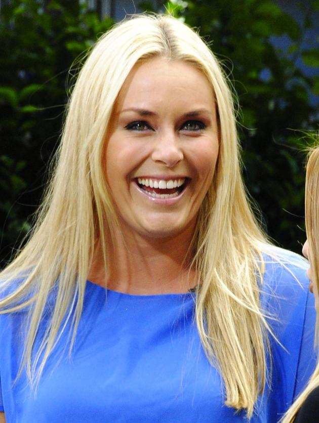 Lindsey Vonn Hair