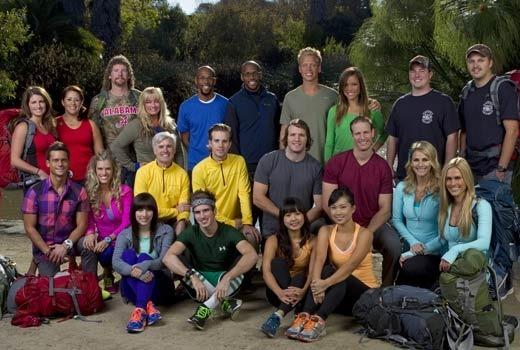 Amazing Race 22 Cast