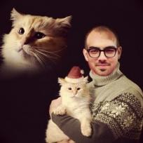 Joe Jonas Christmas Pic