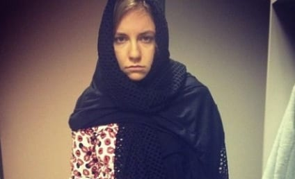 Lena Dunham Muslim Hijab Joke Prompts Criticism, Not-Quite-Kristen-Stewart-Level Apology
