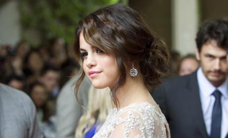Selena Gomez Up North