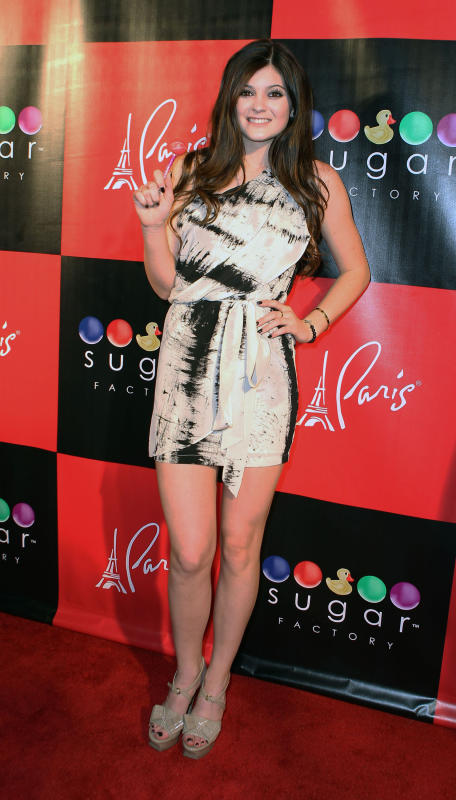 March 2011: Sugar Factory Las Vegas Grand Opening