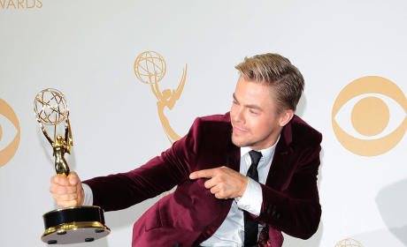 Derek Hough Jumps