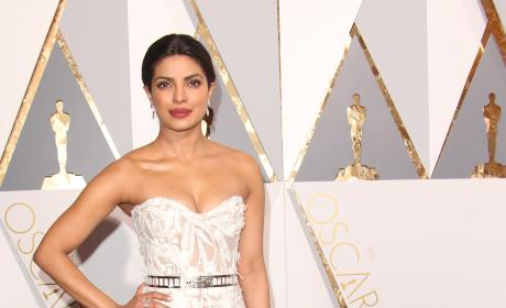 Priyanka Chopra: 2016 Academy Awards