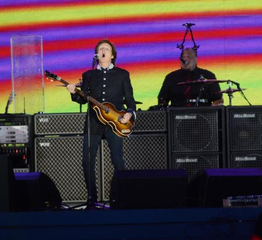Paul McCartney in Concert
