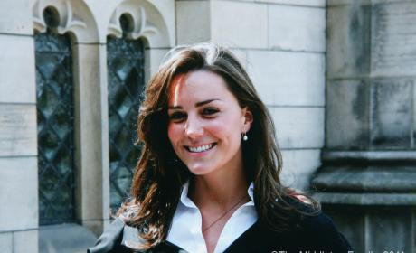 Kate Middleton: University of St. Andrews Graduation