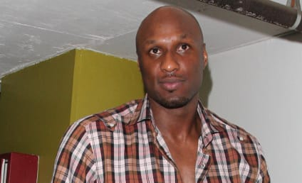 Lamar Odom: Hooked on Crack Cocaine?