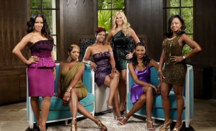Marlo Hampton, Lengthy Rap Sheet Join The Real Housewives of Atlanta