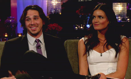 Courtney Robertson and Ben Flajnik Pic
