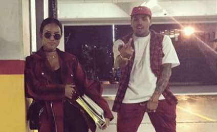 Karrueche Tran Really Loves Chris Brown For Some Reason