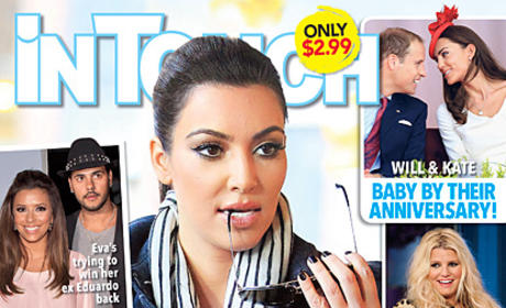 Kim Kardashian Trashes Tabloid: I'm Not a Man Stealer!