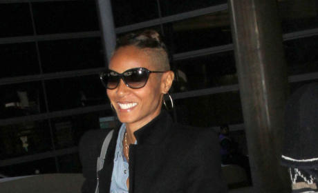 What do you think of Jada Pinkett Smith's short hair?