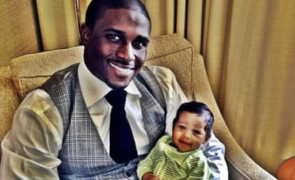 Reggie Bush on Disciplining One-Year-Old Daughter: I Try Not to Leave Bruises!