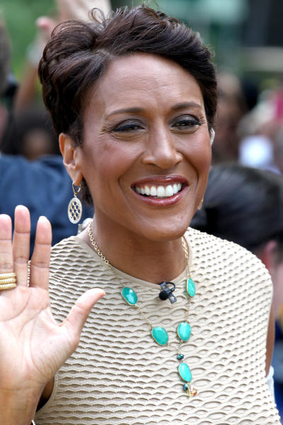 Robin Roberts on GMA