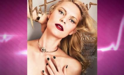 Claire Danes: Topless for Interview!