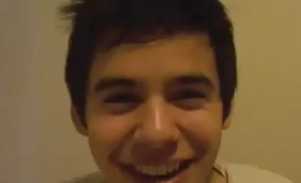 David Archuleta Blog Video: Happy New Year!