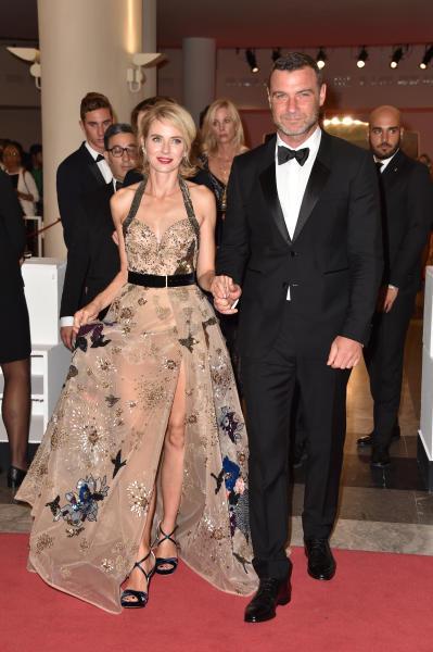 Naomi Watts Liev Schreiber 2016 Venice Film Festival