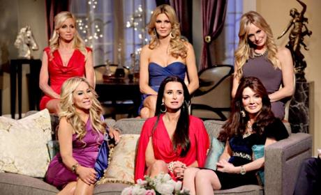 The Real Housewives of Beverly Hills Reunion Recap, Part III: Dana, Kim and the House Husbands