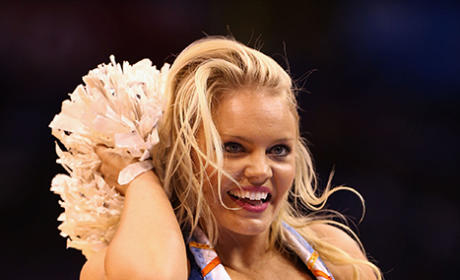 "CBS Blogger Calls OKC Cheerleader ""Too Chunky,"" Kelsey Williams Reacts on Twitter"